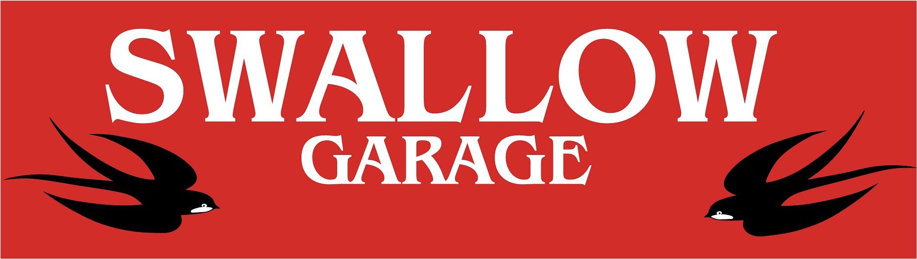 swallow garage Logo