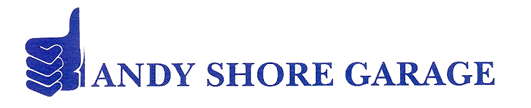 Andy Shore Garage Logo