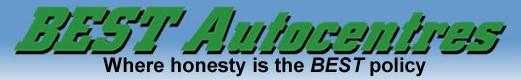 Best Autocentres Ltd (Winchester) Logo