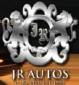 JR Autos Logo