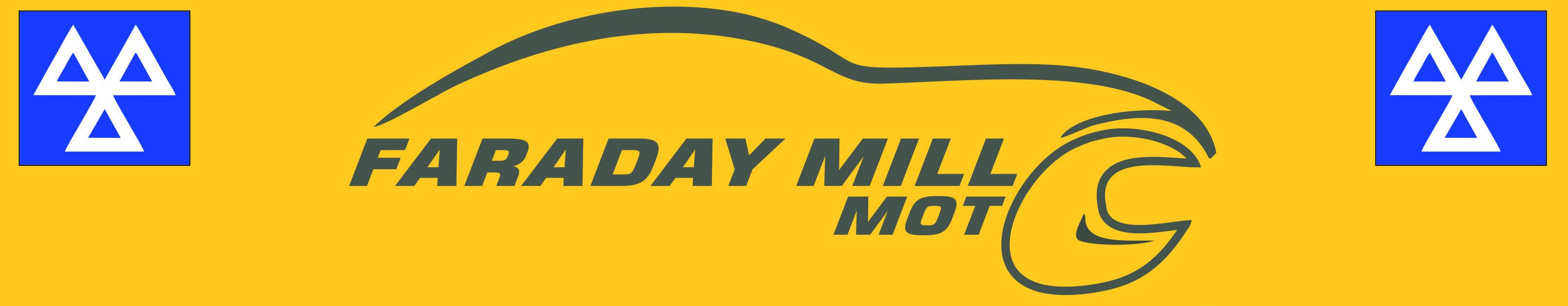 FARADAY MILL MOT - Booking Tool Logo