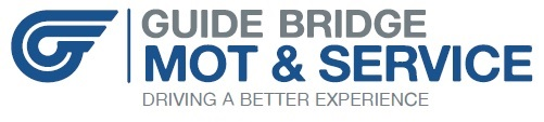Guide Bridge MOT & Service Centre Logo