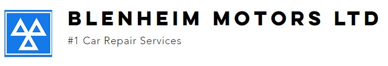BLENHEIM MOTORS LTD OFFERS Logo
