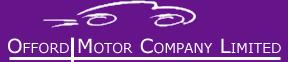 Offord Motor Co Logo