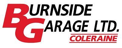 Burnside Garage Logo
