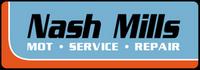 Nashmills Mot Logo