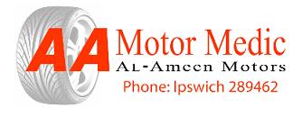 AA Motor Medic Logo