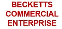 Becketts Commercial Enterprise Logo