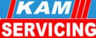 KAM Servicing Nottingham Road - Derby Logo