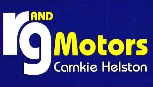 R AND G MOTORS Logo