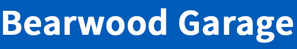 Bearwood Garage Logo