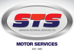 STS Motor Services Swindon Logo
