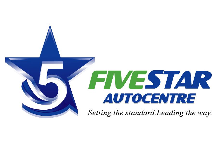 Five Star Autocentre Logo