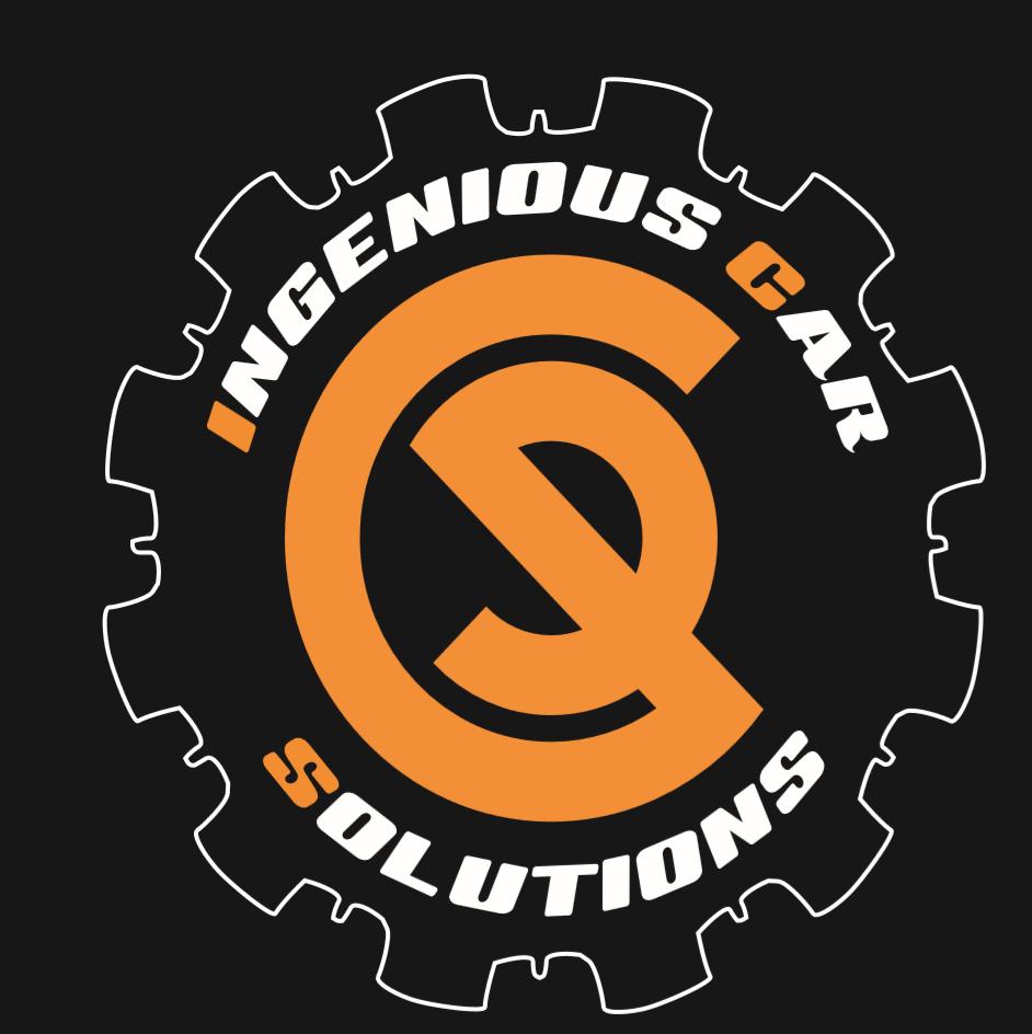 Ingenious car solutions Logo