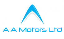 A A Motors Ltd Logo