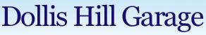 DOLLIS HILL GARAGE (MOT CENTRE) LIMITED Logo