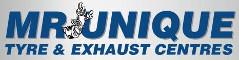 MR UNIQUE Logo