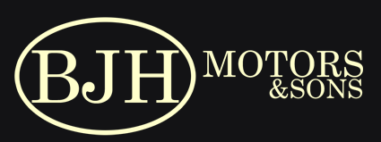 B J H Motors & Sons Logo