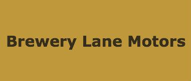 Brewery Lane Motors Logo
