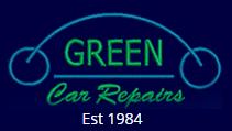 Green Car Repairs LTD Logo