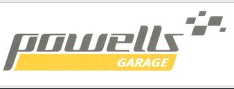 Powells Garage Logo