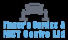 FINNEYS SERVICE & MOT CENTRE LTD Logo
