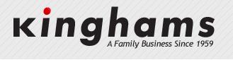 KINGHAMS Logo