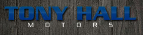 TONY HALL MOTORS Logo