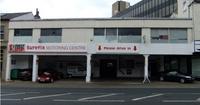 Surefix Motoring Centre (Halifax) Logo