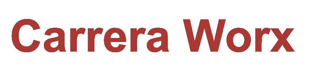 CARRERA WORX Logo