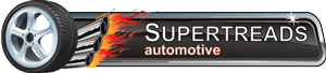 SUPERTREADS AUTOMOTIVE LTD - Booking Tool Logo
