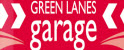 Green Lanes Garage Logo