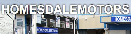 Homesdale Motors Logo