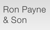 Ron Payne & Son Logo