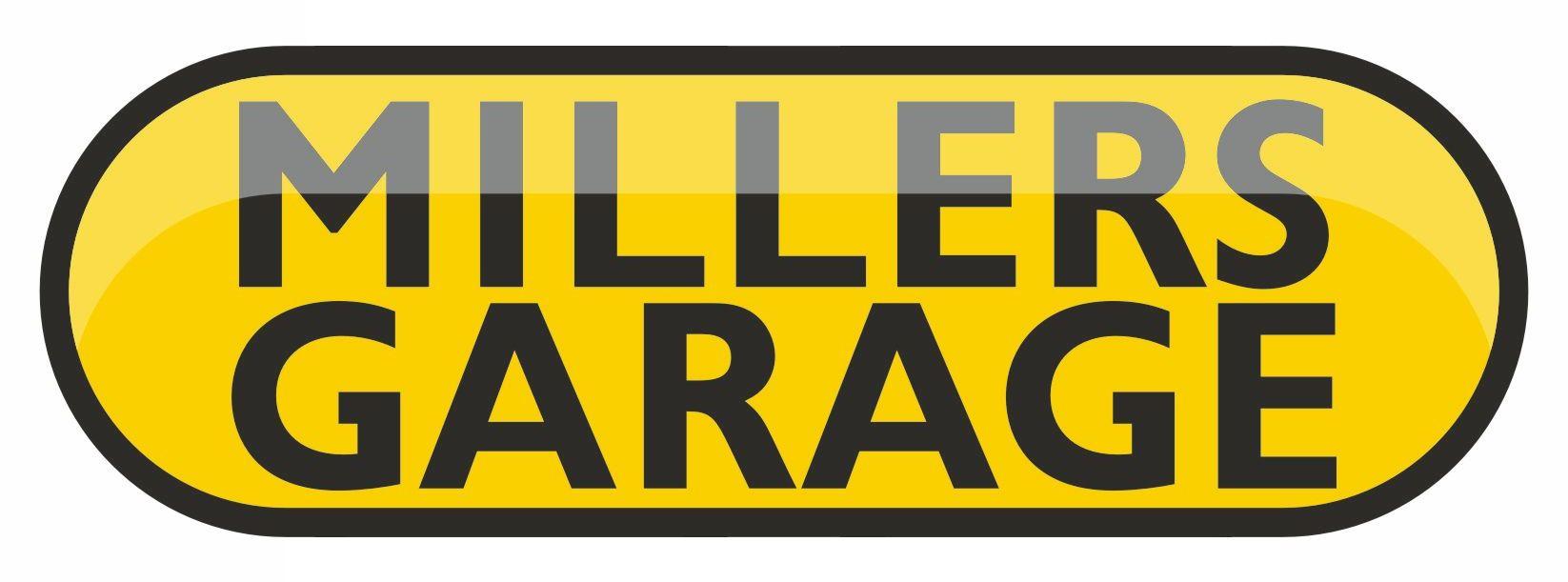 Millers garage limited Logo