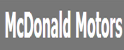 McDonalds Motors Logo