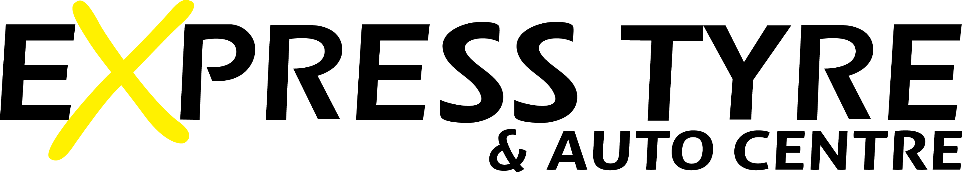 Express Tyre & Auto Centre Logo