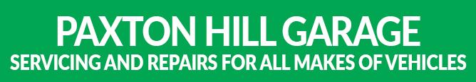 PAXTON HILL GARAGE Logo