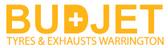 Budjet Warrington Logo