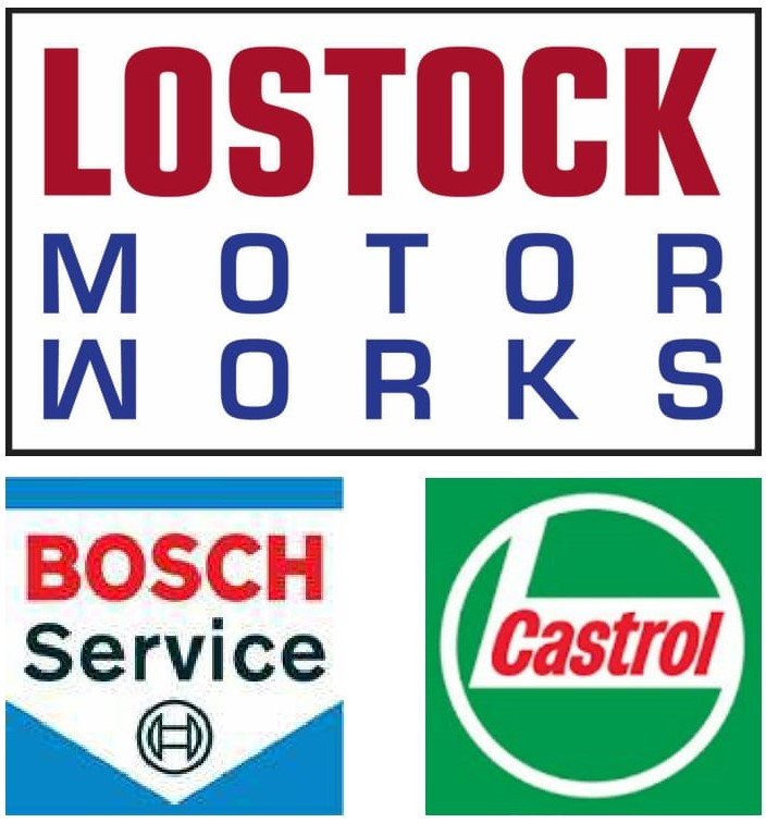Lostock Motor Works Logo
