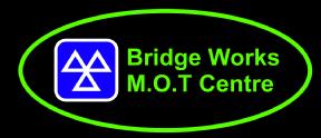Bridge Works Mot Centre Logo