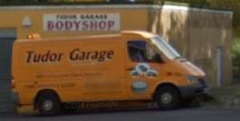 Tudor Garage Ltd Logo