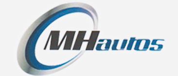 M H Autos Logo