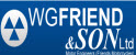 W G Friend & son Ltd Logo