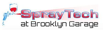 Spraytech at Brooklyn Garage Logo