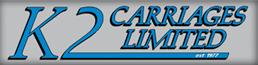 K2 Carriages Ltd (Segensworth) Logo