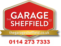 The Garage Sheffield Logo