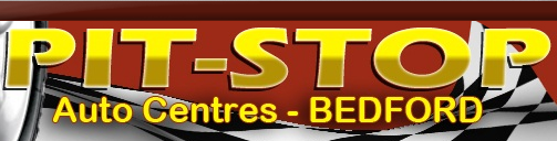 Pitstop Autocentres - MK41 7QF Logo