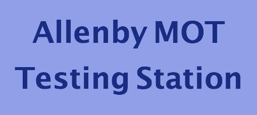 Allenby MOT Testing Station Logo