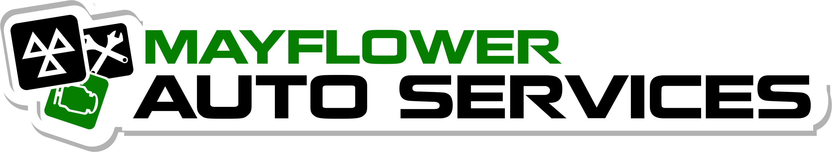 Mayflower Auto Services Logo